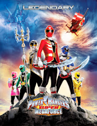 Power Rangers Super