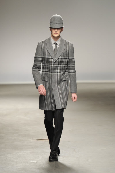 The E. Tautz Show Imagery: AW13