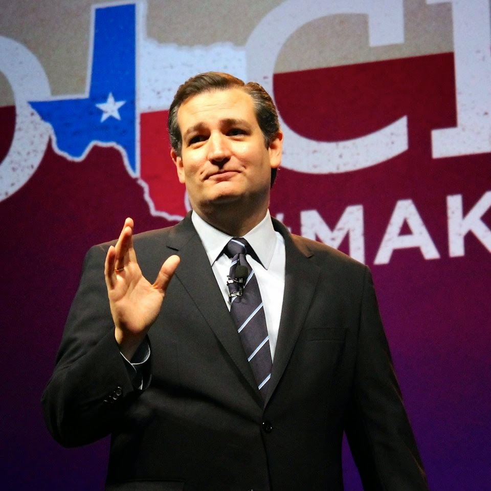 Ted Cruz. TrustTED!