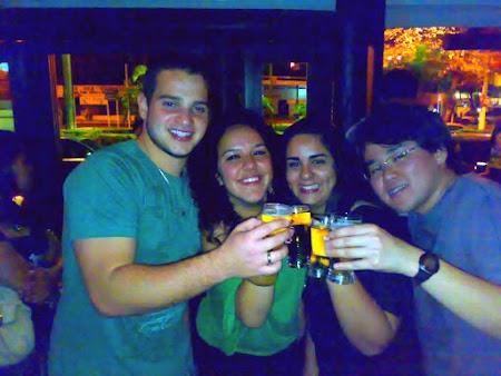 Gugão, Talita, Lalila & eu