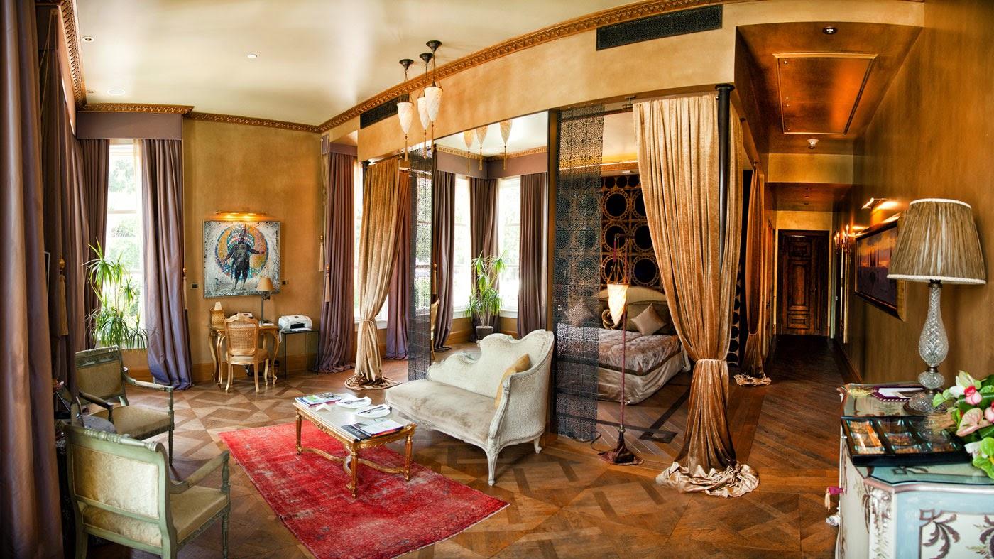 les ottomans hotel suite
