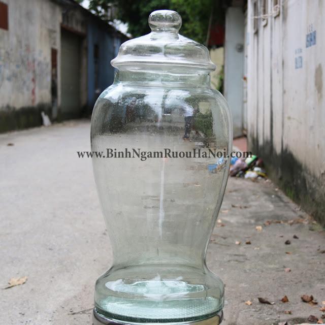 Binh sam Thai Binh 25 lit