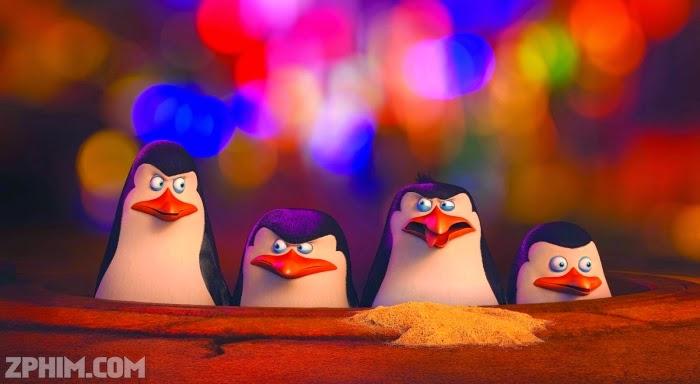 Ảnh trong phim Biệt Đội Cánh Cụt Vùng Madagascar - Penguins of Madagascar 3