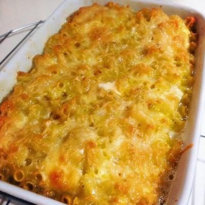 Mac & Cheese by Shea Sonia