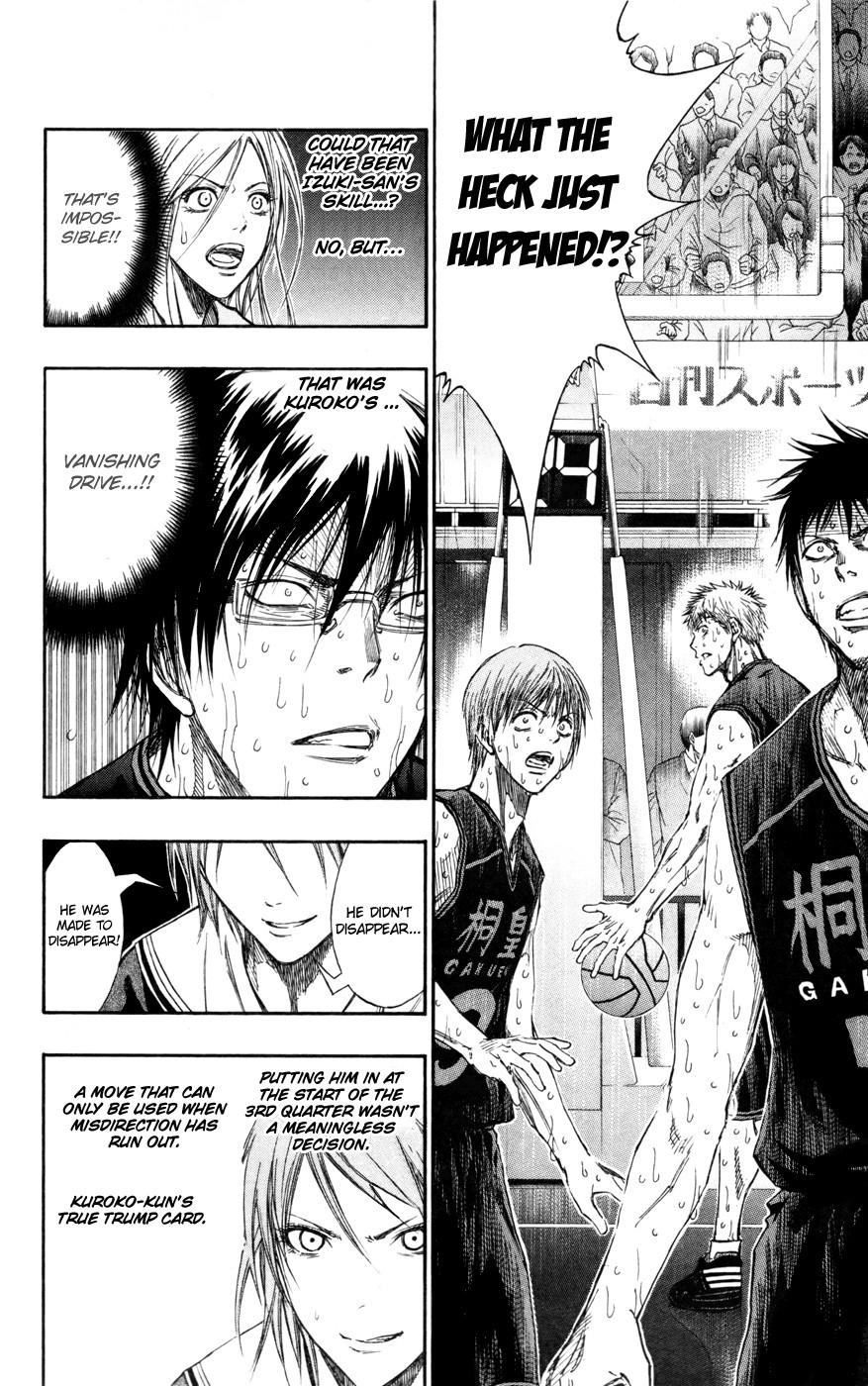 Kuroko no Basket Manga Chapter 128 - Image 18