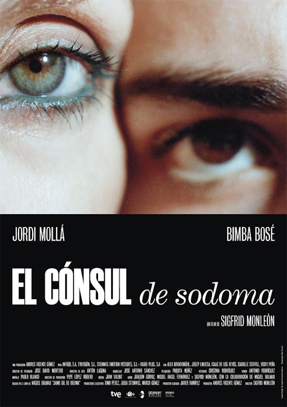 El cónsul de Sodoma (Sigfrid Monleón, 2.009)