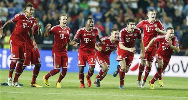 SuperCopa de Europa Bayern Munich – Chelsea