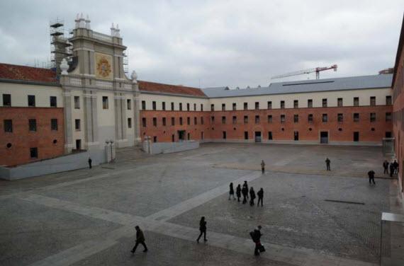 Edificios del Ayuntamiento de Madrid con WiFi gratis