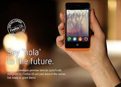 Llegan los primeros smartphones basados en Firefox OS: Keon y Peak