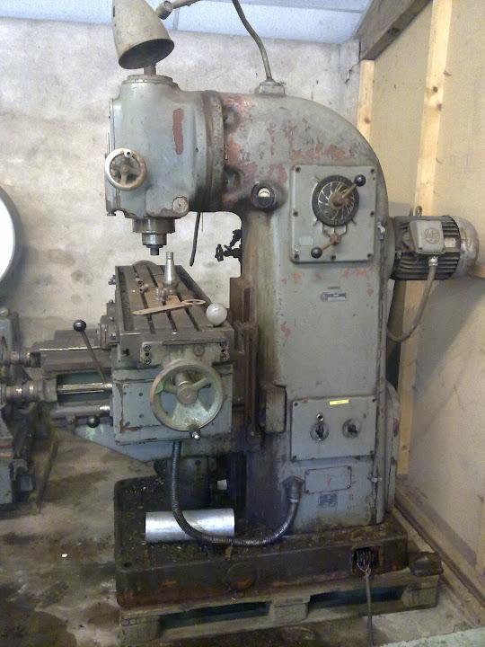 my first mill tos fa3v work in progress rh practicalmachinist com Engine Head Surfacing Machine Mill Drill Machine