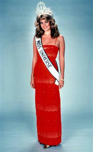 1981 — Ирене Саэс (Венесуэла)