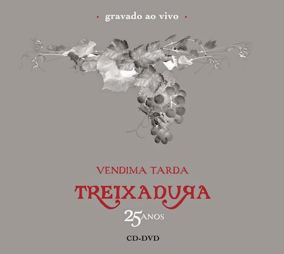 Vendima Tarda, disco ao vivo de Treixadura