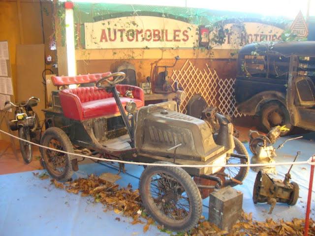 Salon des Véhicules anciens - 3 et 4 novembre 2012 DSC06483