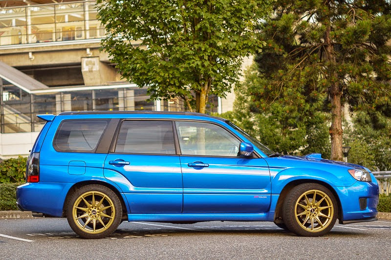 Fs For Sale 2007 Forester Xt Stage 3 Wrb Nasioc