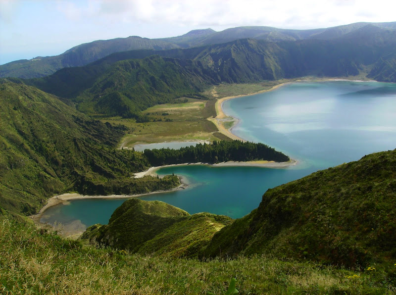 Açores- Natureza viva Lagoa%252520fogo