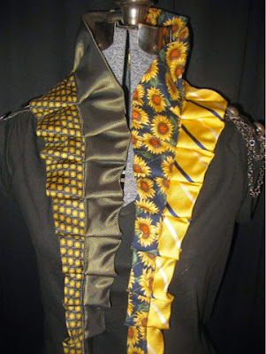 DIY hergebruik stropdassen