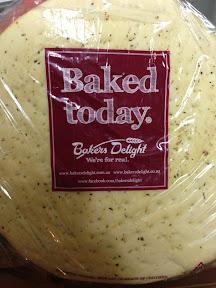 Bakers Delight fresh pizza bases