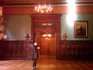 Tiffany Hall Breathing Living Room