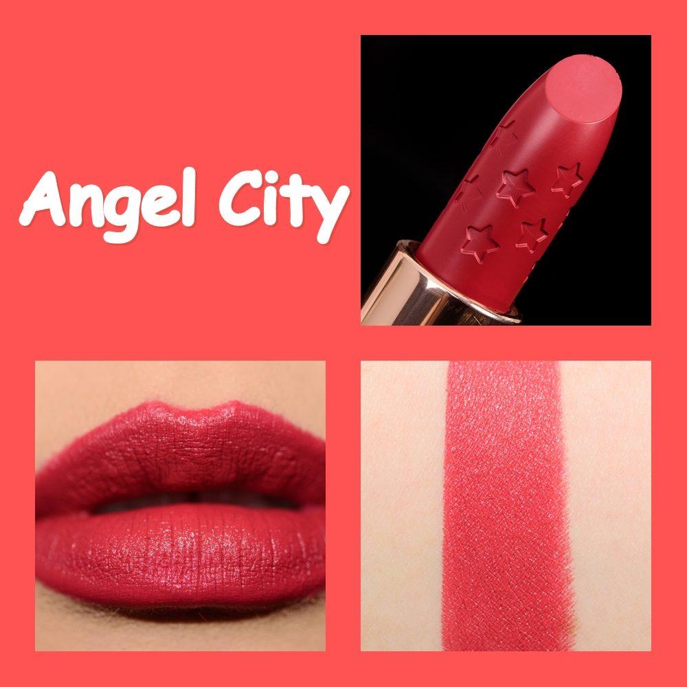 Lux LipstickColourpop Angel City