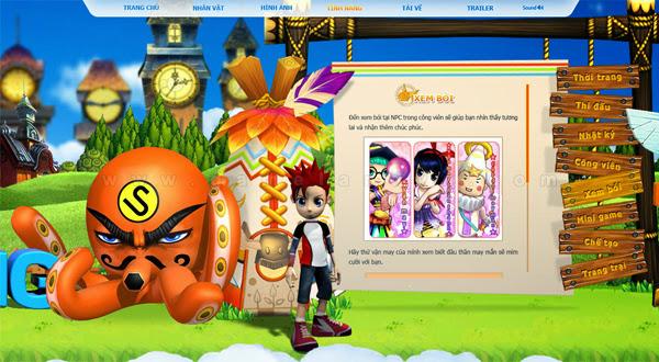 Trang giới thiệu GoGoRun đã chính thức trình làng 15