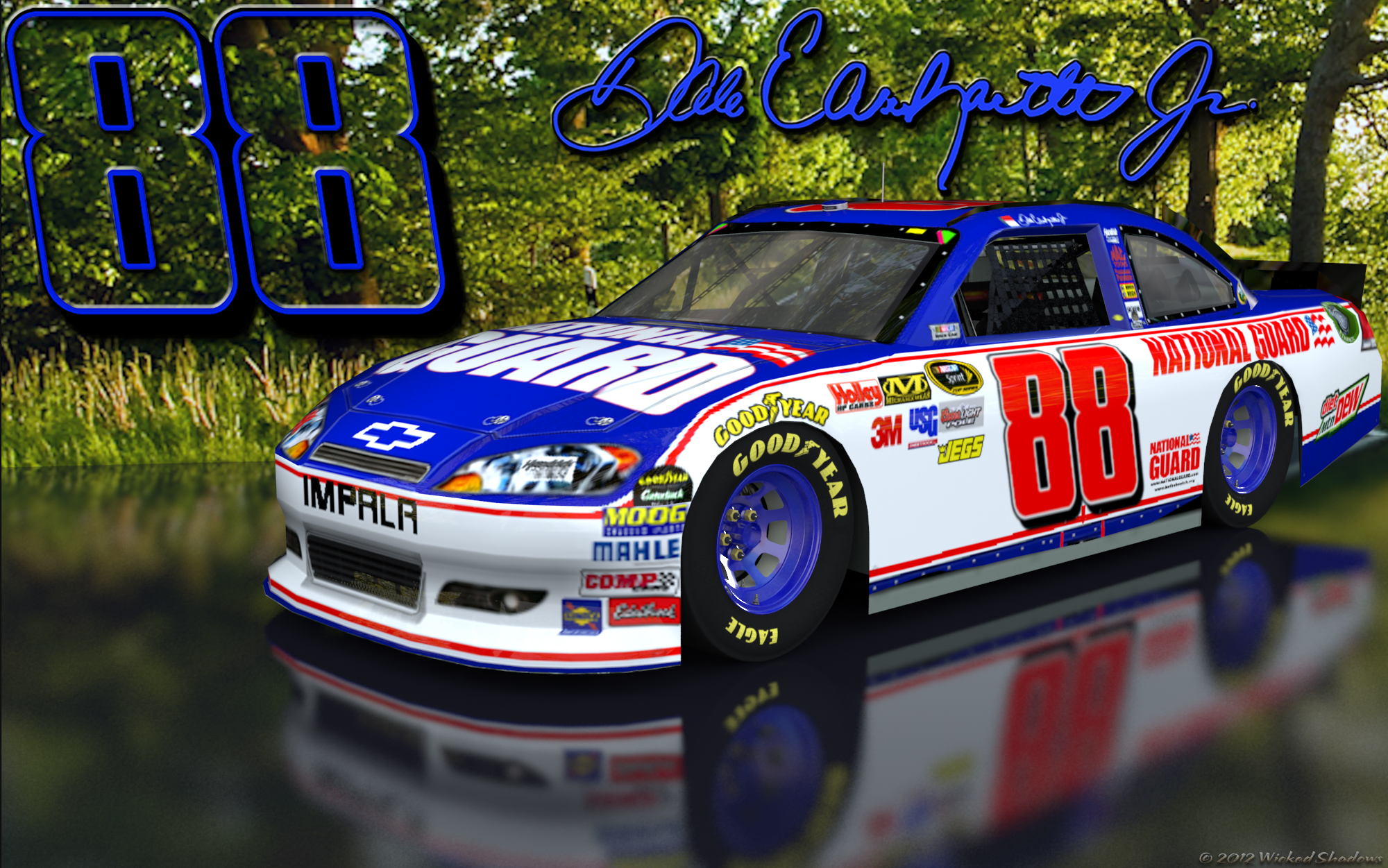Dale Earnhardt Jr Wallpaper HD