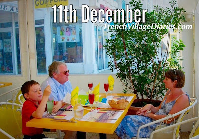 french village diaries advent calendar a to z french food kir apero family