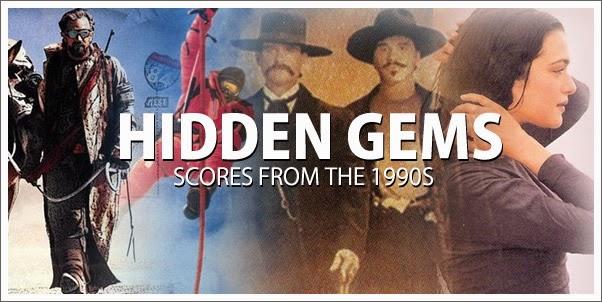 Film scores from the 1990s - Top 10 'Hidden Gems'