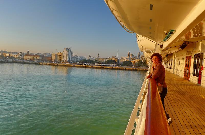 Небольшие впечатления от зимнего круиза на корабле «Costa Magica»