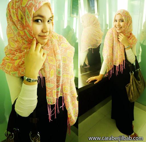 Trend Model Jilbab Remaja Modern