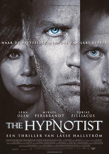Ο Υπνωτιστής Hypnotysoren The Hypnotist Movie Poster