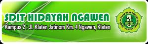 SDIT Hidayah Ngawen