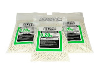 Airsoft Elite 0.20g 6mm bbs 4000 3 bag special