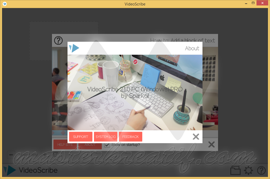 Sparkol VideoScribe 2.1 PRO