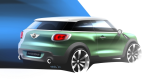 NAIAS 2011 (preview) MINI Paceman Concept [video]