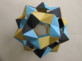 Dodecahedron from Tom Hull's PhiZZ units: http://www.merrimack.edu/~thull/phzig/phzig.html