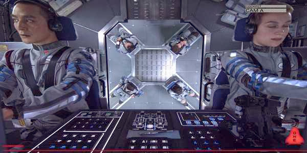 Screen Shot Of Hollywood Movie Europa Report (2013) Download And Watch Online Free at Alldownloads4u.Com