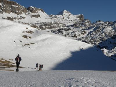 Mesa de los tres reyes (2.444 m.)