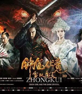 Zhong Kui: Snow Girl and the Dark Crystal - Chung quỳ phục ma: Tuyết Yêu Ma Linh