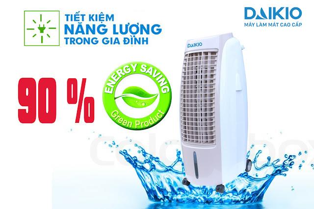 Tiết kiệm điện năng tiêu thụ đến 90%