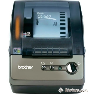 Get Brother QL-560 printer's driver, learn about how you can install