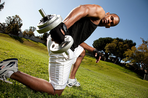 Fiziniai pratimai