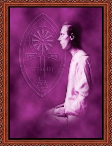 Thelemic Saints Charles Stansfeld Jones Image