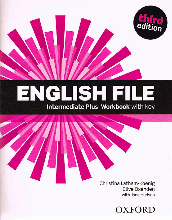Oxford English File Intermediate Plus Third Edition Workbook With Answer Key New Ebay