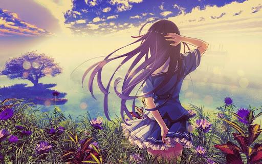Yuki no naka de Hana kare