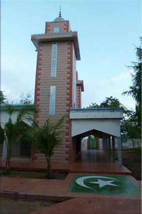 Mezquita nueva - Faoye