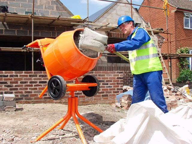 строительных материалов чем бетон или раствор