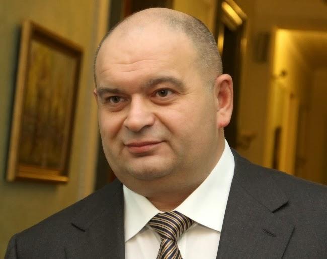 Министр экологии и природных ресурсов Николай Злочевский