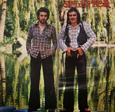 Splinter ~ 1974 ~ The Place I Love