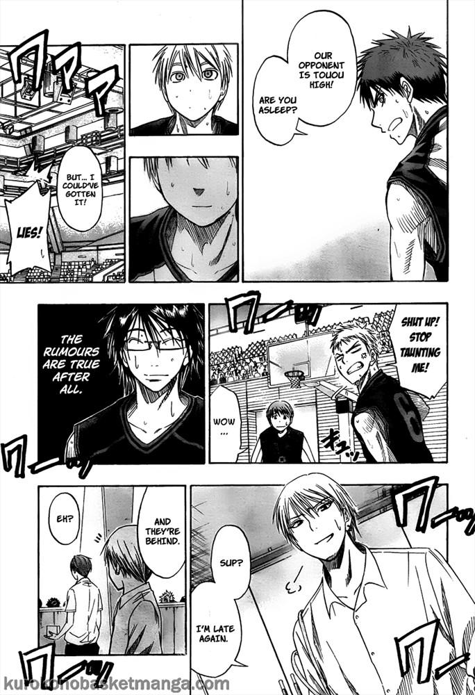 Kuroko no Basket Manga Chapter 43 - Image 17