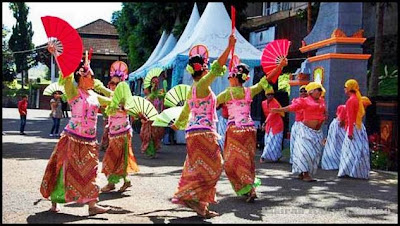 Video - Tari Umbul